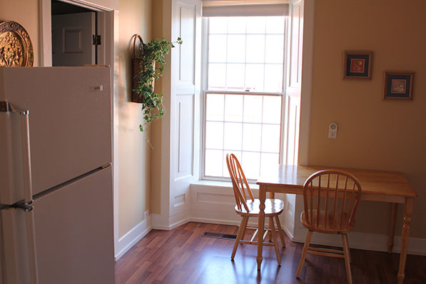 Suite with a kitchen in Brockville